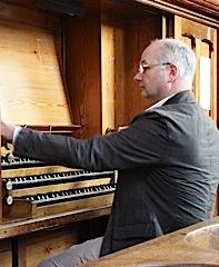 St John's Stamford (Hill organ)