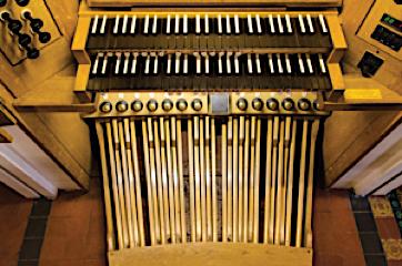 Warmington organ