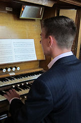 A Young Organist